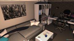 Raumgestaltung streffen in der Kategorie Wohnzimmer