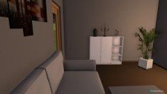 Raumgestaltung Stube 2 in der Kategorie Wohnzimmer