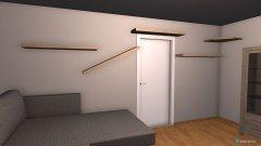 Raumgestaltung Stube Catwalk 1 in der Kategorie Wohnzimmer