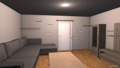 Raumgestaltung Stube Catwalk 2 in der Kategorie Wohnzimmer