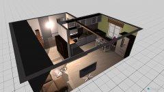 Raumgestaltung Stube oben in der Kategorie Wohnzimmer