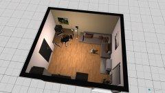 Raumgestaltung Stube Umbau in der Kategorie Wohnzimmer