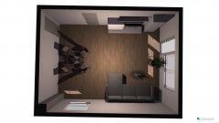 Raumgestaltung Stube Variante 1 in der Kategorie Wohnzimmer