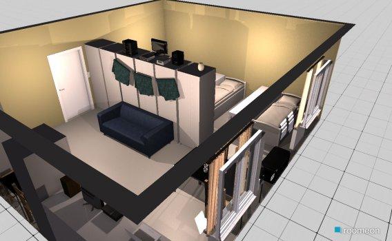 Raumgestaltung stube wildflecken in der Kategorie Wohnzimmer