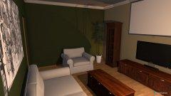 Raumgestaltung Stube4 in der Kategorie Wohnzimmer
