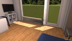 Raumgestaltung Studenteenzimmer neu in der Kategorie Wohnzimmer