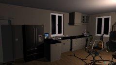 Raumgestaltung STUDIEBOLIG  in der Kategorie Wohnzimmer