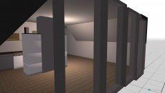 Raumgestaltung Studio V1 in der Kategorie Wohnzimmer
