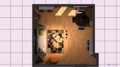 Raumgestaltung Stue OE53 in der Kategorie Wohnzimmer