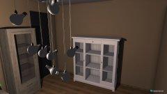 Raumgestaltung Stue in der Kategorie Wohnzimmer