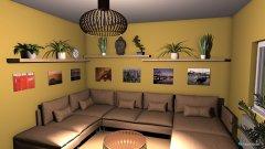 Raumgestaltung Südostallee_Wohnzimmer in der Kategorie Wohnzimmer