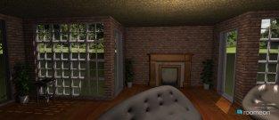 Raumgestaltung supper in der Kategorie Wohnzimmer