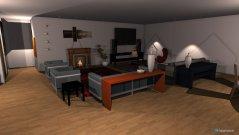 Raumgestaltung supreme sala in der Kategorie Wohnzimmer