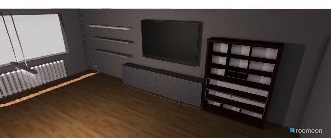 Raumgestaltung Sven in der Kategorie Wohnzimmer