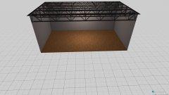 Raumgestaltung szenisches Projekt in der Kategorie Wohnzimmer