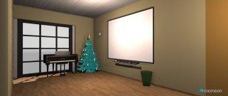 Raumgestaltung Szoba 2 in der Kategorie Wohnzimmer