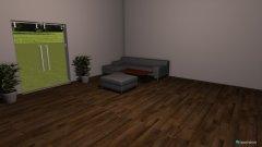 Raumgestaltung szoba hegyoldalba in der Kategorie Wohnzimmer