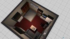Raumgestaltung Szoba2 in der Kategorie Wohnzimmer