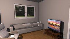 Raumgestaltung tafelfeld in der Kategorie Wohnzimmer