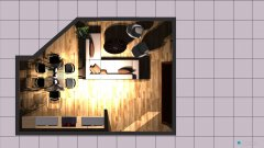 Raumgestaltung Talstraße A in der Kategorie Wohnzimmer
