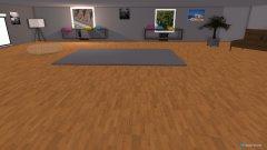 Raumgestaltung Tamara in der Kategorie Wohnzimmer