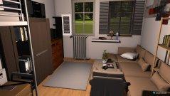 Raumgestaltung tanja wohnung in der Kategorie Wohnzimmer