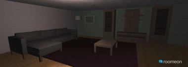 Raumgestaltung tanjas entwurf in der Kategorie Wohnzimmer
