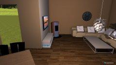 Raumgestaltung tanjathomas wohnzimmer in der Kategorie Wohnzimmer
