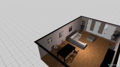 Raumgestaltung tanne in der Kategorie Wohnzimmer