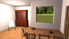 Raumgestaltung Tatu in der Kategorie Wohnzimmer