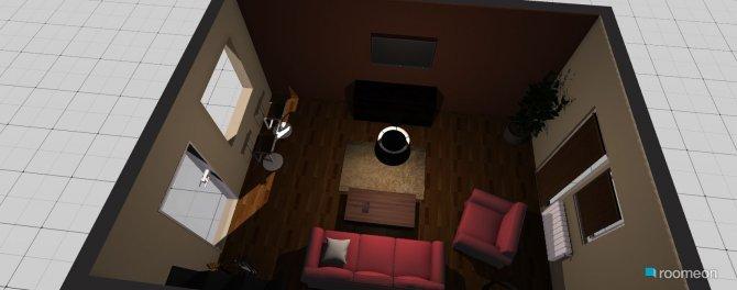 Raumgestaltung tdgd in der Kategorie Wohnzimmer