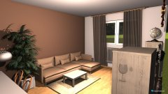 Raumgestaltung Teo in der Kategorie Wohnzimmer