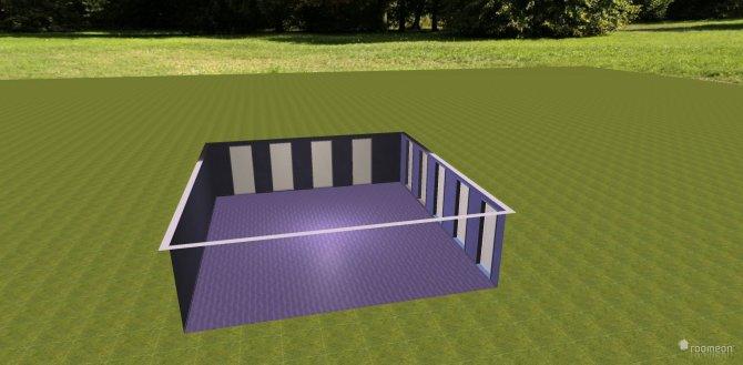 Raumgestaltung test 01 in der Kategorie Wohnzimmer