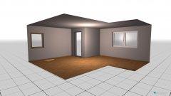 Raumgestaltung Test 123 in der Kategorie Wohnzimmer