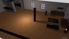 Raumgestaltung Test 1 in der Kategorie Wohnzimmer