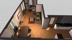 Raumgestaltung Test 3 in der Kategorie Wohnzimmer