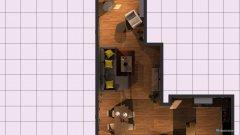 Raumgestaltung Test 5 Couch und Fernseher gewechselt in der Kategorie Wohnzimmer