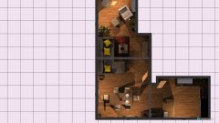 Raumgestaltung Test 6 - Oktober 17 in der Kategorie Wohnzimmer