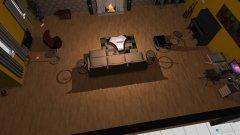 Raumgestaltung Test Room in der Kategorie Wohnzimmer