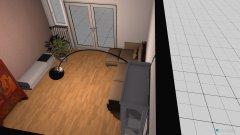 Raumgestaltung Test Wohnzimmer 2 in der Kategorie Wohnzimmer