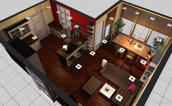 Raumgestaltung Test2 in der Kategorie Wohnzimmer