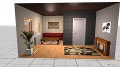Raumgestaltung TEST_KERSTIN_01 in der Kategorie Wohnzimmer