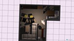 Raumgestaltung Test_mit Essecke in der Kategorie Wohnzimmer