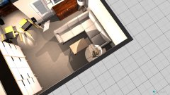 Raumgestaltung Test_mit TV-ecke in der Kategorie Wohnzimmer