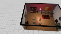 Raumgestaltung Testraum 1 in der Kategorie Wohnzimmer