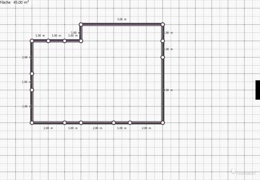 Raumgestaltung Testraum in der Kategorie Wohnzimmer