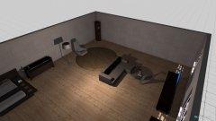 Raumgestaltung Testzimmer Simon in der Kategorie Wohnzimmer
