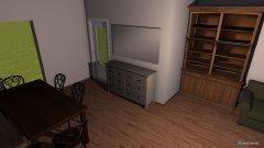 Raumgestaltung the living room  in der Kategorie Wohnzimmer