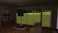 Raumgestaltung The Lux House in der Kategorie Wohnzimmer