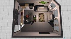 Raumgestaltung The One in der Kategorie Wohnzimmer